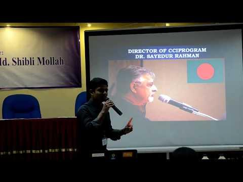 Seminar on CCI Program 2018- 19  in the USA at Southeast University Bangladesh