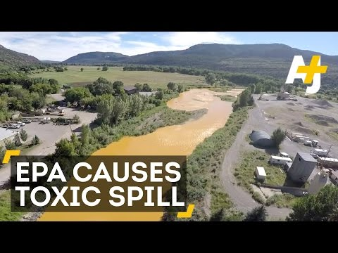 Environmental Protection Agency's (EPA) Toxic Wastewater Mess On A Dirty River