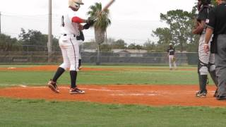 Sensi Jarvis, pitcher for Norland 4-19-2013 p1 Thumbnail