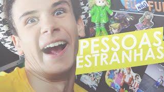 PESSOAS ESTRANHAS - ADNY