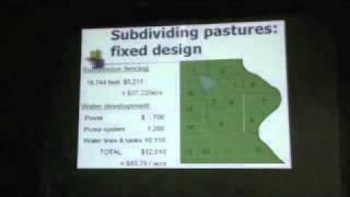 Jim Gerrish - Grazing System Designs (8 of 11) PowerFlex Fence