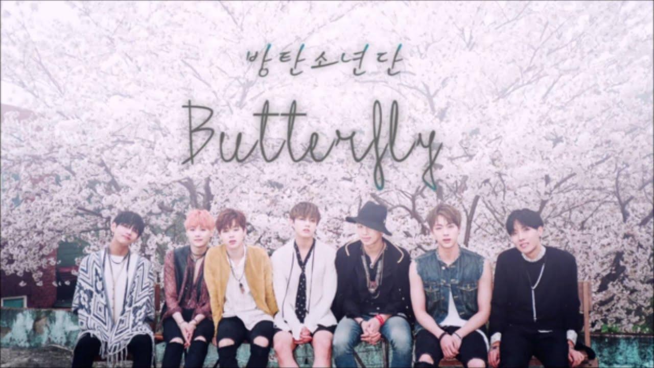 BTS 방탄소년단 Butterfly Audio - YouTube
