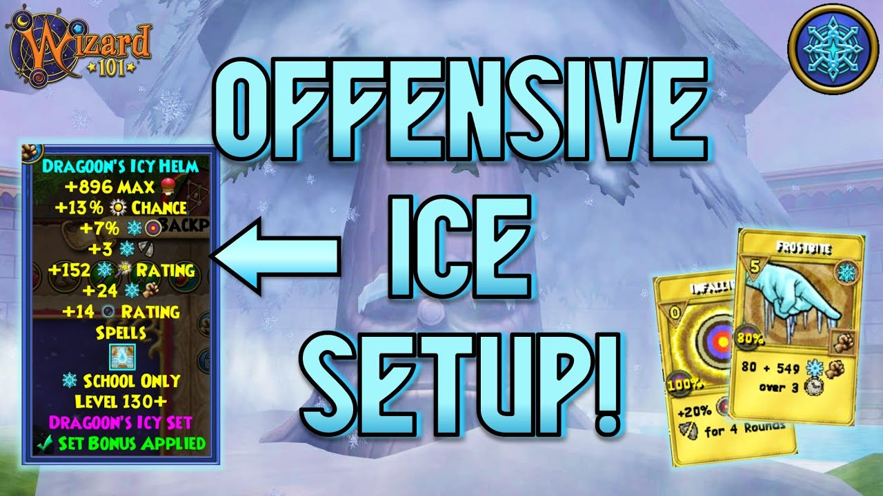 Wizard101: MAX ICE PvP (140): 20 Bubble TIMMY Strat Gone Wrong!