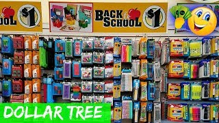 dollar tree back to school