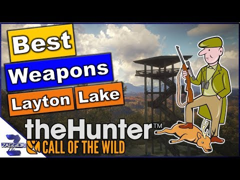 best-weapons-for-layton-lake-call-of-the-wild