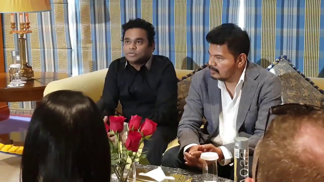 Look how AR Rahman slammed Bollywood in front of Akshaykumar @ 2.0 ...