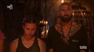 İkinci eleme adayı neler söyledi?  47. Bölüm   Survivor2017