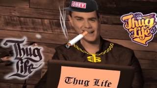 ben shapiro reacts to ben shapiro thug life
