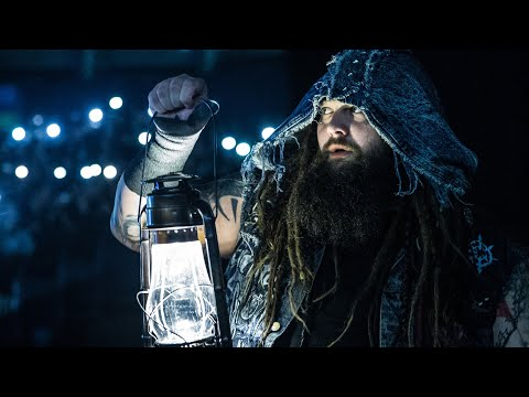Bray Wyatt lights up the night in Hamburg, Germany