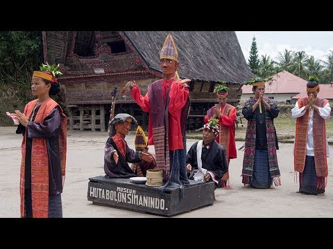 Batak Culture, Samosir, Indonesia (6)
