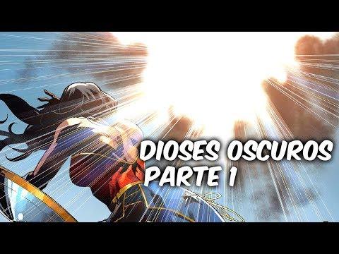 "BAT-METAL CONSECUENCIAS: LOS DIOSES OSCUROS DE DC COMICS ""DIOSES OSCUROS"" PARTE 1 @SoyComicsTj"