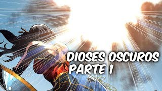 BAT-METAL CONSECUENCIAS: LOS DIOSES OSCUROS DE DC COMICS