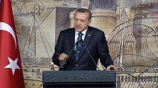 """Scandale de corruption: le Premier ministre turc dénonce un """"complot"""""""