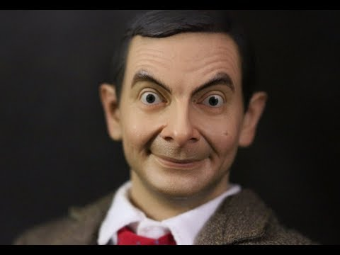 MR. BEAN 1/6 Scale Deluxe Figure Set by ZWCO Plus MH14 Tuxedo Outfit Review and Unboxing