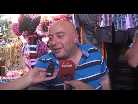 Syria | After Restoring Stability Damascus Markets Flourish and Prepare for the Coming Al-Fitr Fest