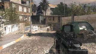 Call Of Duty Modern Warfare 2 - PC - Mission 1 Gameplay - GTX260 1680X1050 Maxed Out - HD