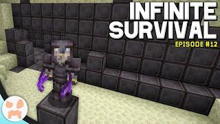 FULL NETHERITE! | Infinite Survival Episode 12