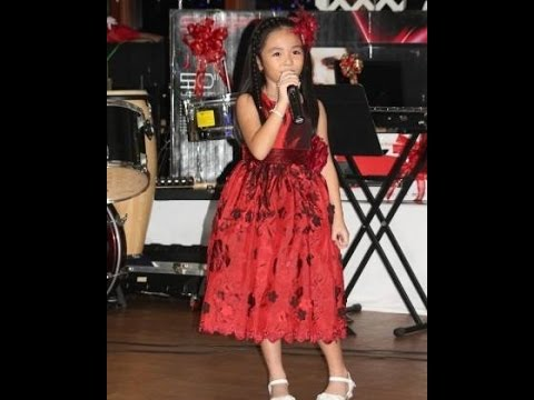 CNMI Got Talent 3 Holy Night by Bernice Shane Sabino 7 y/o Dec  2013