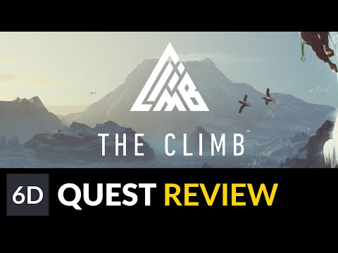 The Climb | Oculus Quest Game Review