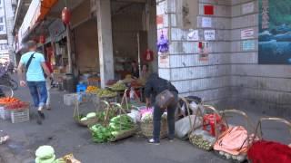 Китай. Уишань. Рынок не для туристов. Продолжение