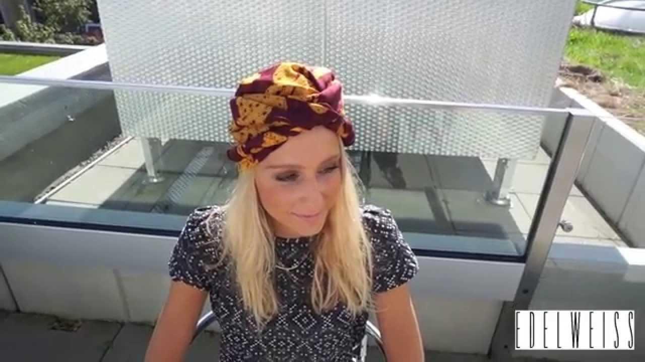 Tutoriel  comment nouer son foulard façon turban - YouTube e02c9d72ad2