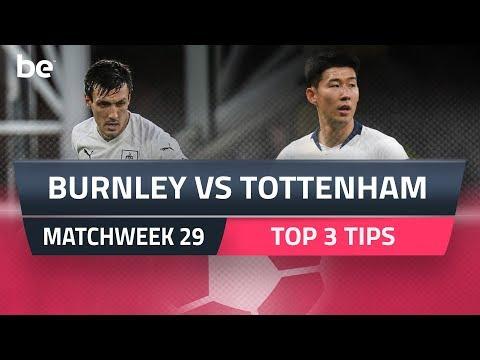 Premier League predictions | Burnley vs Tottenham top betting tips