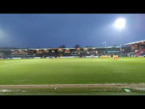 The Global Energy Stadium (Ross County)