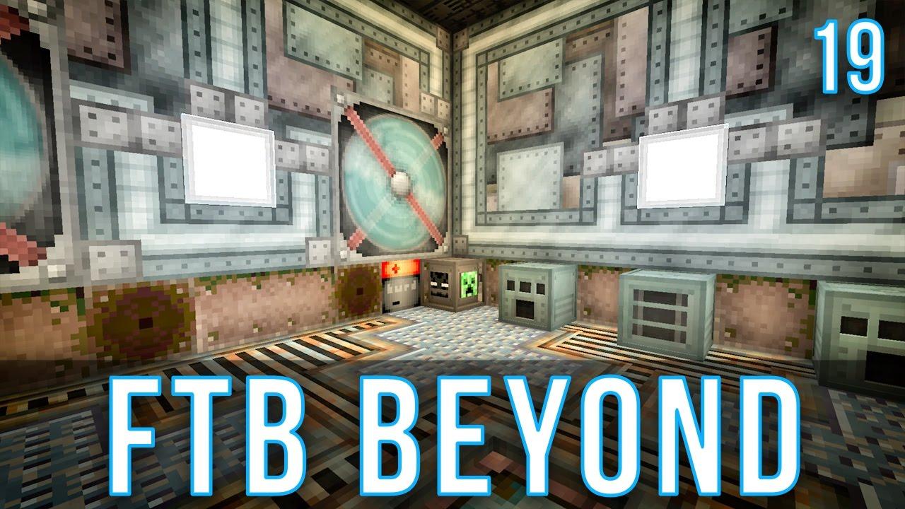 Flux Network | FTB Beyond | Episode 19