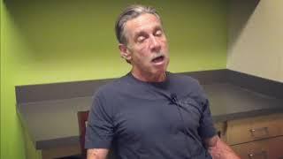 OSC Patient Testimonial -  Dr. Jeffrey Carlson - Patient Alan Weismann