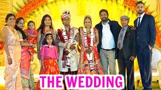 The Valentine Day Wedding - A Day In My Life | ShrutiArjunAnand