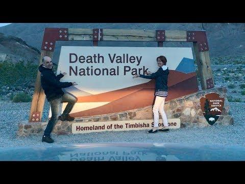 Road Trip California * LAS VEGAS-DEATH VALLEY * Sand storm, Longstreet Inn & Casino