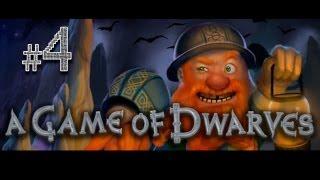 A Game of Dwarves #4 (Каменные статуи)