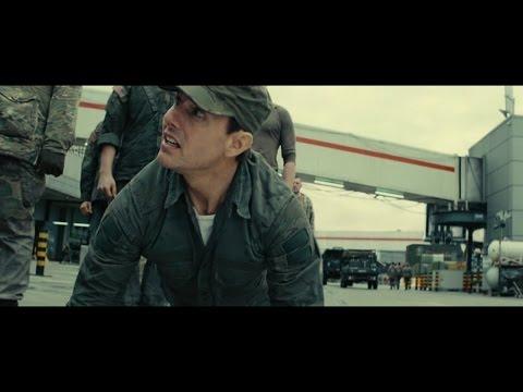 Edge of Tomorrow - Truck Scene
