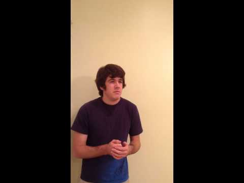 15 Monologue Challenge-Roses are Red-Video 5/15