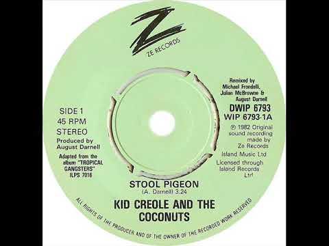 Kid Creole & The Coconuts - Stool Pigeon (Dj ''S'' Remix)