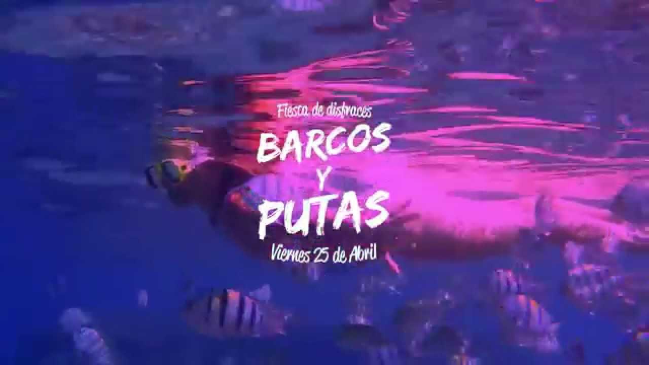 Fiesta de disfraces BARCOS Y PUTAS - SIRENA - YouTube