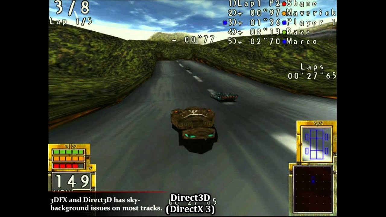 ATI 264-VT4 DIRECTX DRIVERS