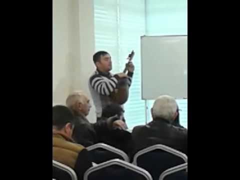 Asiq Neymet Baskecidli - Aran gozellemesi.