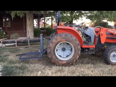 How to Build the Ultimate 3 Point Carry All for Your Tractor