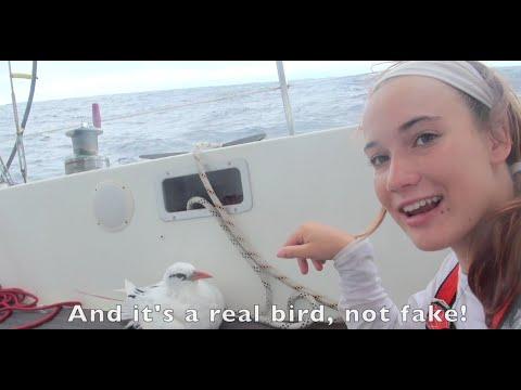 Part 4/8: Bora Bora - Vanuatu, Laura Dekker, youngest to circumnavigate the world singlehandedly