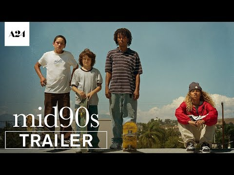 Mid90s   Official Trailer 2 HD   A24