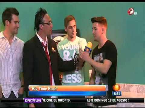 Big time rush entrevista televisa espectaculos 2013 youtube for Espectaculos televisa recientes