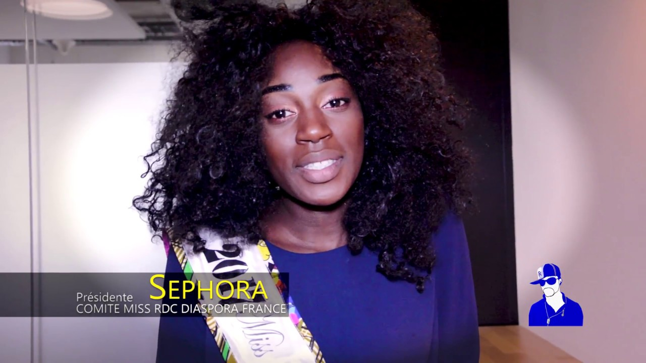 Casting Miss RDC Diaspora FRANCE 2018