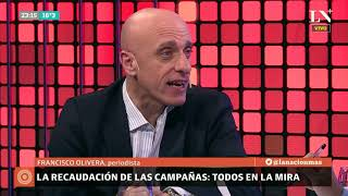 Carlos Pagni con Francisco Olivera: Macri con los empresarios, y la recaudación en campaña