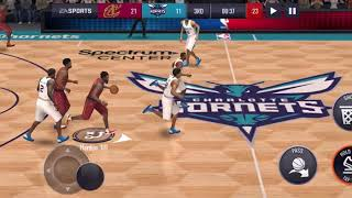 Bron and harden sold? NBA live mobile