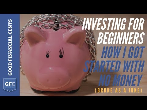 Investing for Beginners | How I Got Started With No Money (broke as a joke 😫)