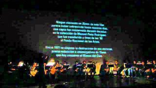 La Quena de la Muerte - musicalización en vivo por El Desamble + El Ensamble