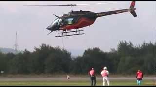 Offene deutsche Hubschraubermeisterschaft 2007 Eisenach Kindel