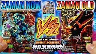 ZAMAN NOW VS JADUL!!! GALACTIC EMPEROR THE END VS ARMAGEDDON VERTUS! - Animal Kaiser Versus #8