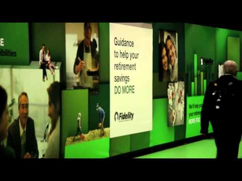 Titan San Francisco  Fidelity Investments Tunnel and Escalator   YouTube